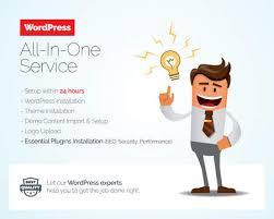 WordPress Services on Envato Studio