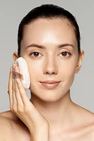 once you re done with priming your skin take some translucent powder to mattify your t zone or if you have oily skin then powder down your entire face