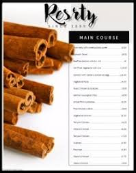 restaurant menu maker free online menu maker quick and free postermywall