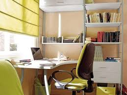 home office green themes decorating. Decorating Home Office Guest Room Green Themes S
