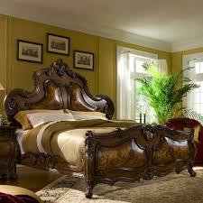 Michael Amini Living Room Set Michael Amini Palais Royale Panel Customizable Bedroom Set