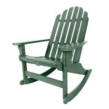 Adirondack rocking chair plans Tall Adirondack Rocking Chairs Essentials Patio Rocker In Green Folding Chair Plans Creekmore Adirondack Rocking Chairs Essentials Patio Rocker In Green Folding