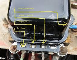 how to test alternator regulator allis chalmers 190xt farmersamm how to test alternator wiring harness at How To Test Alternator Wiring Harness