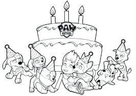 Free Paw Patrol Coloring Pages Free Paw Patrol Coloring Pages