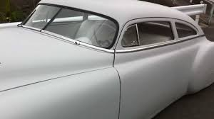 1949 Chevy Fleetline Chopped Top 2 Kustom - YouTube