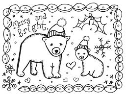 Print Free Printable Christmas Coloring Cards L L L