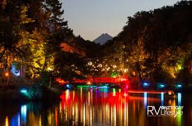 Festival Of Lights New Plymouth Nz Festival Of Lights New Plymouth Nomadwiz