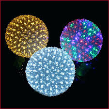 light spheres outdoor a get ball lights ways to wow the children on en wire