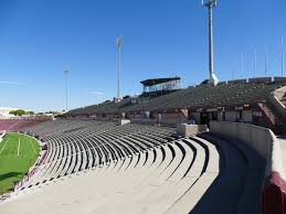 University Of New Mexico Football Stadium Seating Chart Handling Cable Management During Major Stadium Construction