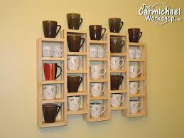 Picture of Coffee Mug Display Rack