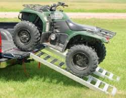 Handi-Ramp® Loading Ramps for ATVs, Motorcycles, Snowmobiles, Power ...