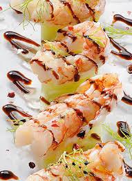 Ricetta Gamberoni Al Vapore (2) - Pesce | Donne Magazine