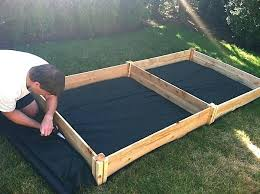 how to set up a vegetable garden bed full image for square foot gardening set up