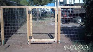 welded wire fence gate. Wire Fencing:Making Gate For Welded Fencebuild Fencemaking Fence Incredible