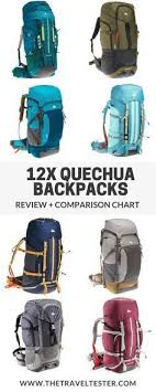 Backpack Review Quechua Forclaz 60 Backpack Reviews