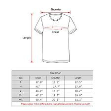 Lush Clothing Size Chart Comfort Colors T Shirt Nature Refreshing Lush Maple Forest T