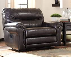 oversized leather recliner. Oversized Leather Recliner Large Size Of Chair With Fascinating Furniture Wonderful Big Chairs U