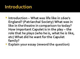Conclusion For Romeo And Juliet Essay Romeo And Juliet Essay Conclusion About Love Romeo And Juliet