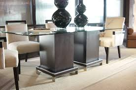 table bases for glass tops. stylish decoration dining room table base warm bases for glass tops
