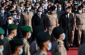 مصر تودع جيهان السادات.. والسيسي يتقدم الجنازة العسكرية
