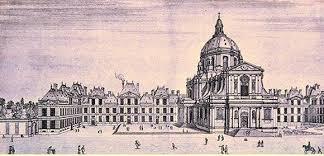 chapelle de la sorbonne. Chapelle De La Sorbonne, à Paris. Au XVIIème Sorbonne E
