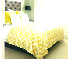 yellow gray bedding sets mustard grey duvet cover full size of king and