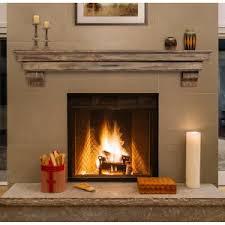 White Fireplace Mantel  StylesHouseFireplace Mantel