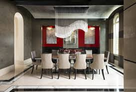 stunning crystal chandelier for modern dining room decoration with furniture consignment dallas and area rug plus