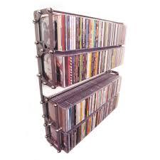 cd wall rack shelving cd 220