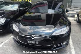 Tesla model 3 is expected to be launched in india by 2021. Tesla Model S Spotted In Malaysia For The First Time
