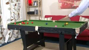 madfun co uk bce riley 6ft folding leg snooker pool table fs 6 you
