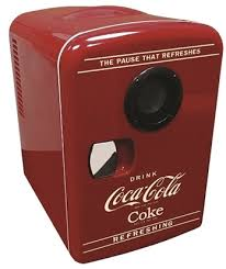 Koolatron Mini Vending Machine Awesome CocaCola Branded Coolers Coke Mini Fridges Cold Drinks Or Warm Food