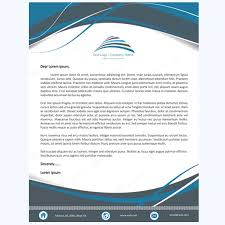 creating letterhead in word create company letterhead template gallery template design ideas