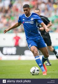 Bremen, Germany. 7th Aug, 2016. Chelsea's Ruben Loftus Cheek in action  during a soccer test match between SV Werder Bremen and FC Chelsea at  Weserstadion in Bremen, Germany, 7 August 2016. PHOTO: