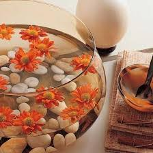 Glass Bowl Decoration Ideas Creative Craft Ideas Making Home Decorations with Beach Pebbles 28