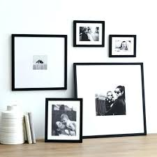 gallery perfect 9 piece picture frame set white sets for wall dazzling design frames phot