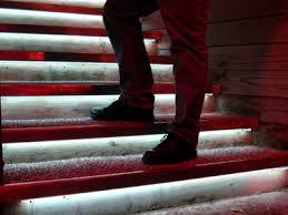 outdoor stairway lighting. interesting stairway inspired led outdoor lighting u2013 entry exterior stair for stairway