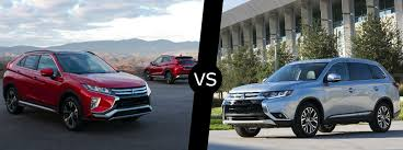 2018 mitsubishi eclipse cross. beautiful 2018 2018 mitsubishi eclipse cross vs 2017 outlander on mitsubishi eclipse cross