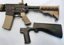 On february 20th, president trump announced that he had directed attorney general jeff sessions and the bureau of alcohol, tobacco. Justice Department Will Ban Bump Stock Devices That Turn Rifles Into Fully Automatic Weapons The Washington Post