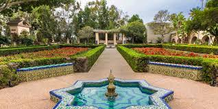 balboa park botanical building and gardens
