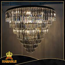 luxury custom made crystal pendant chandelier light ka1213 7