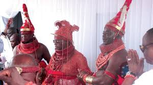 Image result for Oba of Benin suspends Odionwere for misconduct