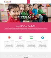 Kids School Website Template Kids School Education Free Bootstrap Web Template