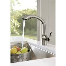 Moen Arbor Kitchen Faucet Moen 7294srs Arbor Spot Resistant Stainless Steel Pullout Spray