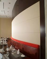 pittsburgh white stretched fabric acoustic wall panels