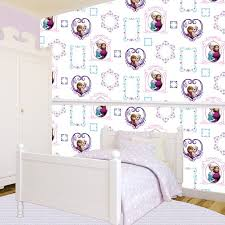 awesome to do frozen wall decor disney frozen wallpaper borders and wall stickers d cor