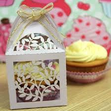 Decorative Cupcake Boxes