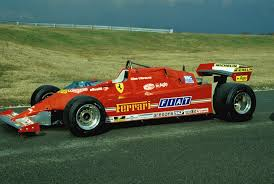 Tameo TMK 409 <b>Metal</b> Kit <b>1:43 Scale</b> - Ferrari F1 126CX - Long ...