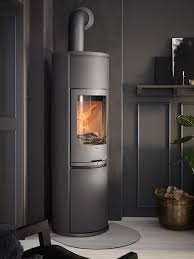 Contura 690 Style In Grey With Cast Iron Door Available