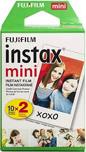 Fujifilm Instax Mini Instant Film Twin Pack (White ... - Amazon.com